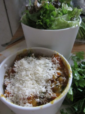 IMG_0064 - risotto & lettuce in pots