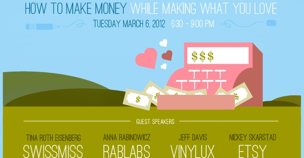 How To Make It: RSVP NOW