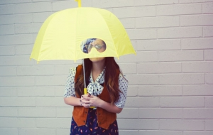 Rainy Days with Amy of A is for Ampersand