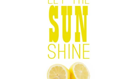 The New Hue: Sunny Yellow