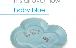 The New Hue: Baby Blue