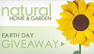 The Earth Day Giveaway Winner Is…