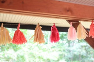 DIY Paper Tassels | UncommonGoods
