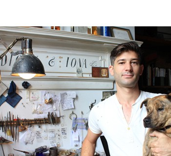 Inside the Designer's Studio with Aaron Ruff