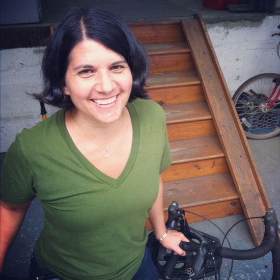 Pasqualina Azzarello of Recycle -A-Bicycle | UncommonGoods