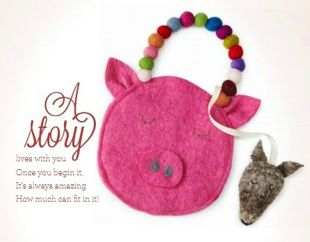 Storybook Collection | 3 Pigs | UncommonGoods