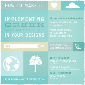 How To Make It Event | UncommonGoods