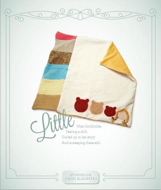 Storybook Blanket | UncommonGoods