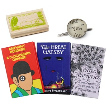Uncommon Gifts for the Book Lover