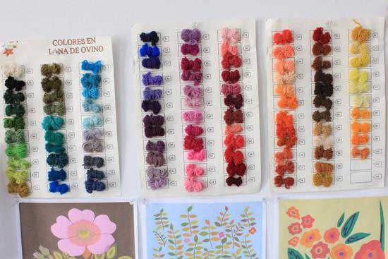 Jenny's yarn charts | UncommonGoods