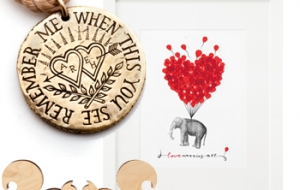 Uncommon Gifts for the Smitten Couple