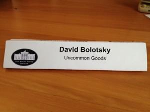 Mr Bolotsky Goes to Washington | UncommonGoods