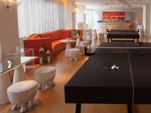 Ping Pong Lounges