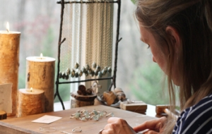 Natural Beauty: Nancy Nelson's Forest-Inspired Jewelry