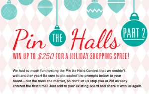 Pin The Halls Contest – Part 2