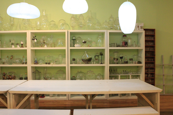 Twig's workshop area | UncommonGoods