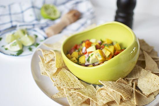 Mango Salsa Recipe | Inspired to Share on UncommonGoods