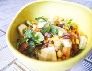 Summer Salsa with Roasted Corn Recipe | Going Home to Roost | UncommonGoods