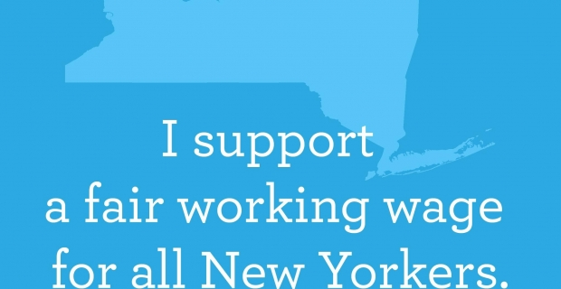 Help Us Let State Officials Know that NY State's Min. Wage is Not Enough to Live On
