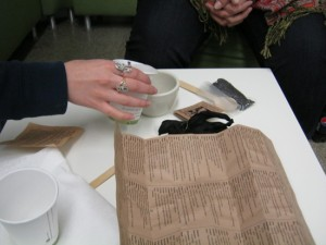 Getting ready to read some tea leaves | UncommonGoods