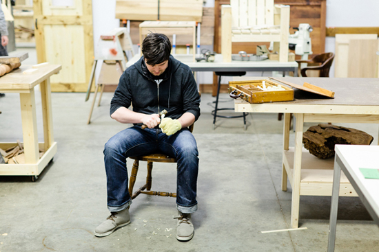 Woodworker and designer Jeff Knight | UncommonGoods
