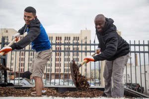 Gardening at Brooklyn Army Terminal | UncommonGoods