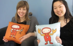Constellation Collaboration: Creating the Zodiac Pillows