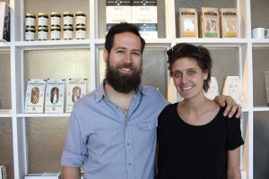 Sean and Krista of Brooklyn Slate Co | UncommonGoods