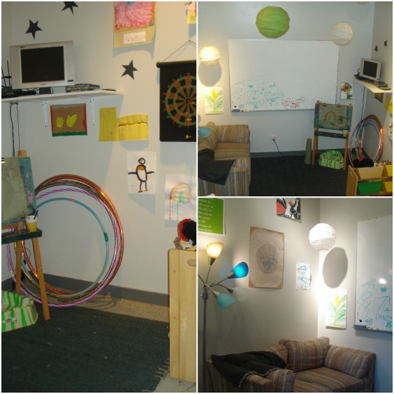 Create a Kids' Area in Your Art Studio | UncommonGoods