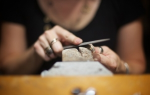 "Tavia Brown's ""Industrial Delicate"" Rings to Last a Lifetime"