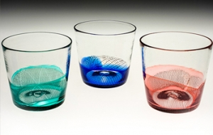 Frost Glass's Banded Lacework Design Wins!