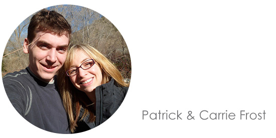 Patrick & Carrie Frost, Glass Art Design Challenge winner | UncommonGoods
