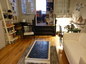 Kasia and Nick's home studio | UncommonGoods