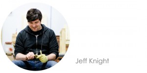 Jeff Knight, Woodworking Design Challenge winner | UncommonGoods