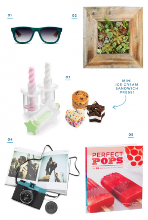 UncommonGoods Summer Must Haves
