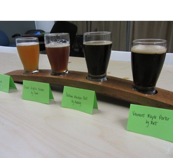 Our Homemade Beer Tasting Brew-haha