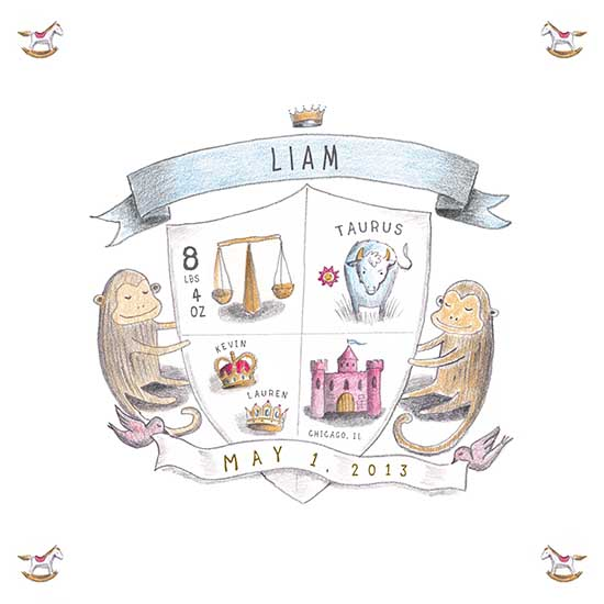Liam Crest | UncommonGoods