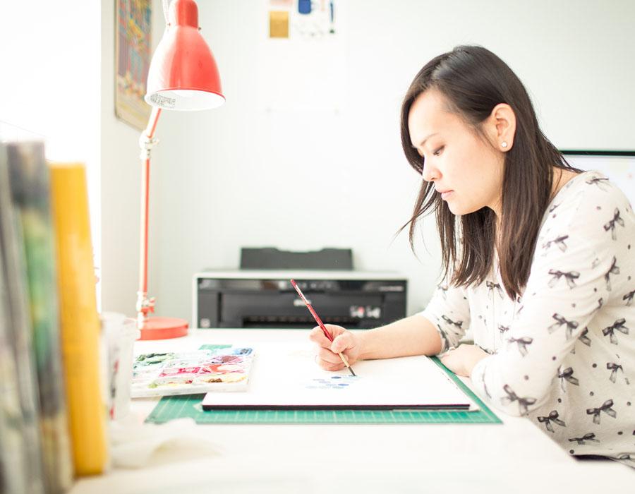 Artist Yao Cheng