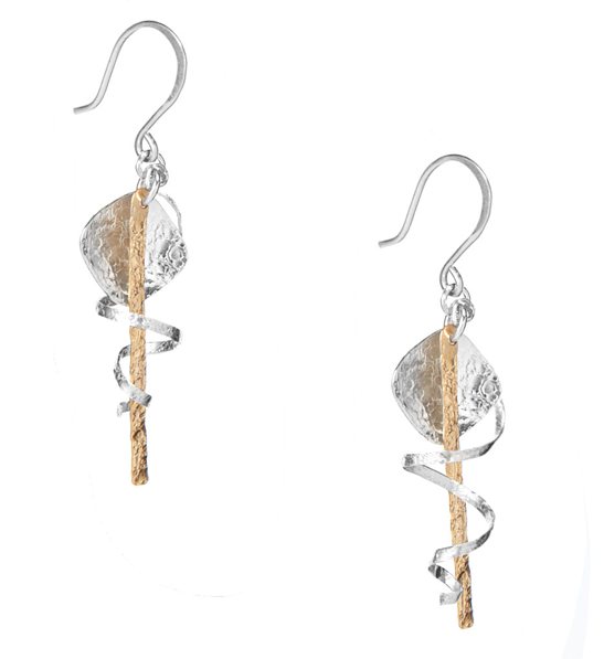Eileen's Windy Grass Earrings | UncommonGoods