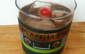 Mixtape Mixed Drinks: Manhattan Cocktail Recipe