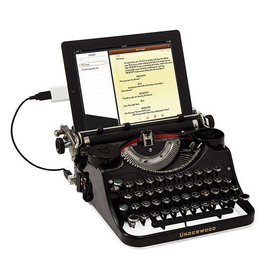 USB Typewriter | UncommonGoods