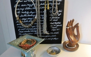 3 Easy Steps to Make A Necklace Display