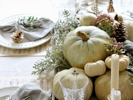 Instagram Challenge: THANKSGIVING TABLESCAPES