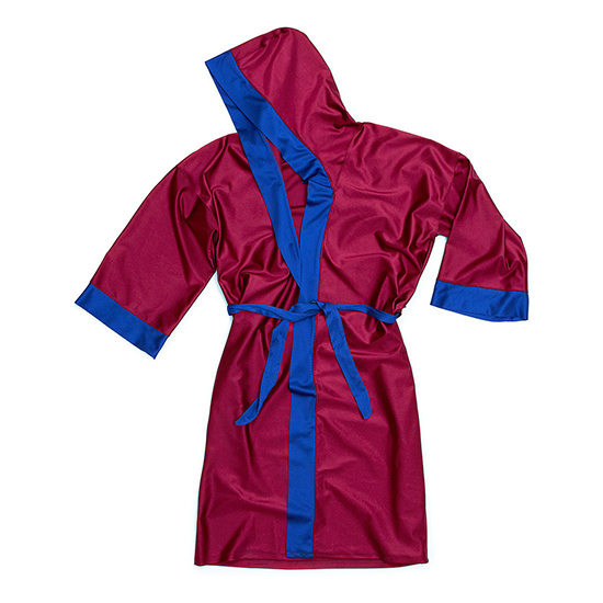 Upcycled Athletic Robe | UncommonGoods