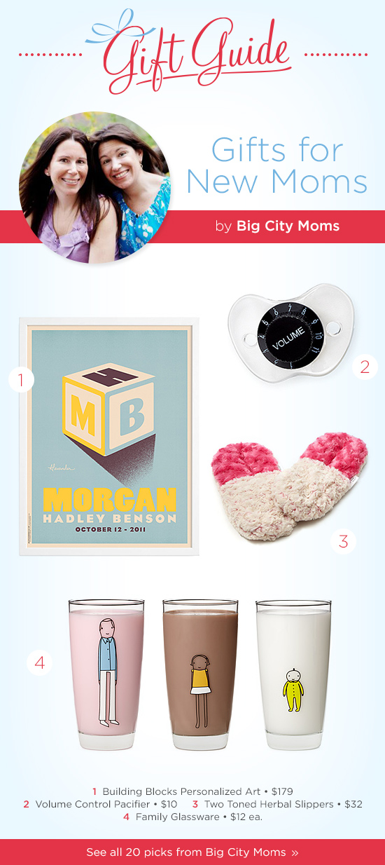 Gifts for New Moms by Big City Moms | UncommonGoods