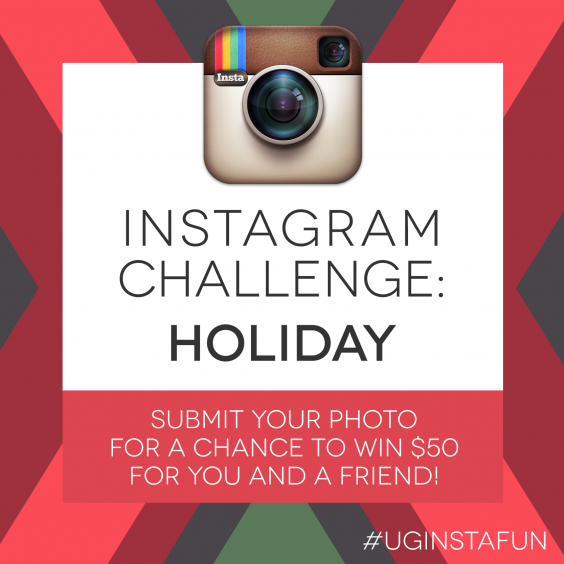 Instagram Challenge: HOLIDAY
