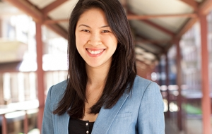 Uncommon Personalities: Meet Cynthia Salim