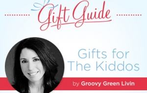 Gifts for the Kiddos by Groovy Green Livin