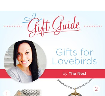 Gifts for the Lovebirds by The Nest