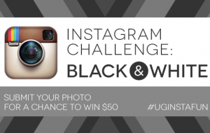 Instagram Challenge: BLACK & WHITE